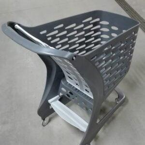 Wózek sklepowy Rabtrolley MINI BASIC 80 l