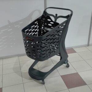 Wózek sklepowy Rabtrolley MINI BASIC 90l