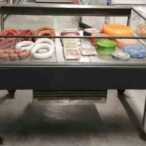 Stół chłodniczy Hall (stół do prezentacji produktów chłodniczych)