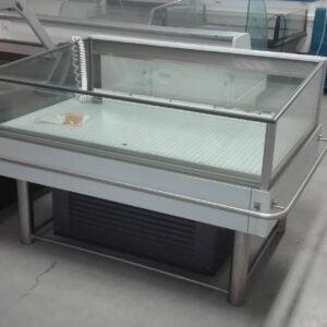 Stół chłodniczy CT 1400 INOX (stół chłodniczy do prezentacji produktów)