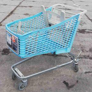 Wózek sklepowy Wanzl Tango 160